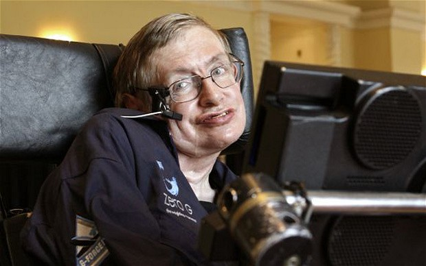 IMPACT ON MYSELF - STEPHEN HAWKING